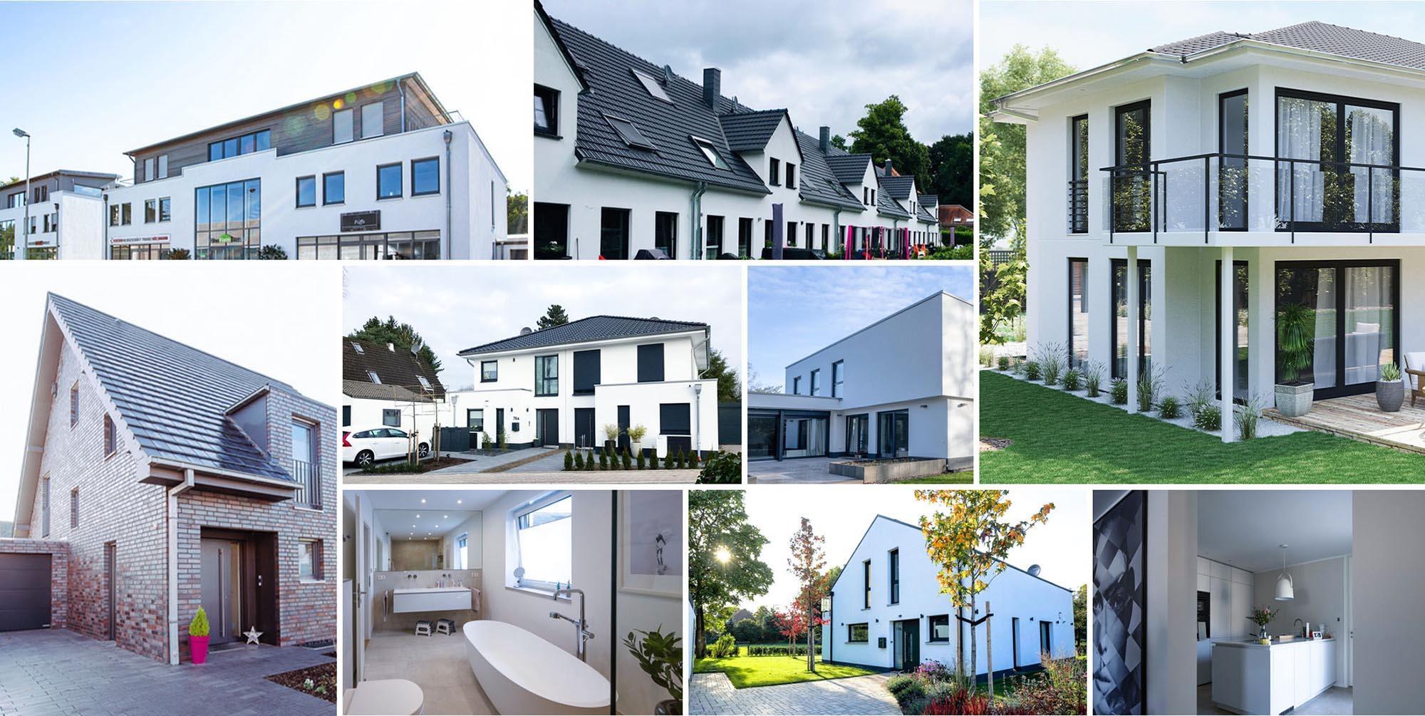 Wir bauen Ihr Traumhaus